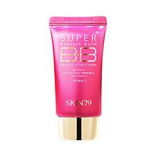 [SKIN79] Super Plus Beblesh Balm Triple Functions PINK - 40ml (Tube Type) ROSEAU