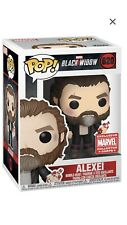 Funko Pop Alexei 620 Black Widow Marvel Collector Corp Exclusive
