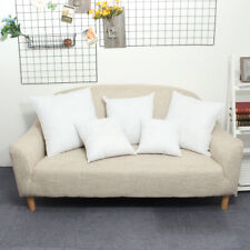 ALL SIZE Euro Cotton Cushion Throw Pillow Sofa Waist Pillowcase Filler