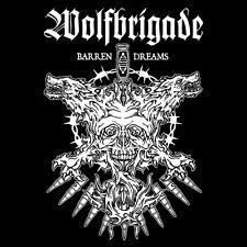 WOLFBRIGADE - Barren Dreams - backpatch
