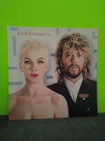 Eurythmics Revenge LP Flat Promo 12x12 Poster