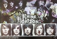 "BRING ME THE HORIZON ""COLLAGE & BLOODY FACES"" POSTER FROM ASIA- Metalcore Music"