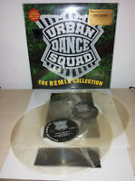 URBAN DANCE SQUAD - REMIX COLLECTION - TRANSPARENT - NUMBERED - MOV - RSD - 2 LP