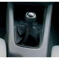 Genuine Leather Gear Shift Boot Gaiter Cover Sleeve fit VW GOLF V MK 5 Estate