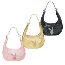 SALE PLAYBOY BAG SMALL SHOULDER BAG CHOOSE COLOUR LAST 1 ONLY GOLD IN STOCK NOW