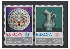 Turkey - 1976 Europa set - MNH - SG 2547/8