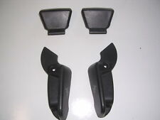 2G DSM Eclipse Talon SEAT LEVERS set of four BLACK 4G63