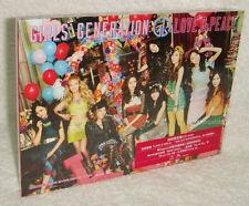 Girls' Generation LOVE & PEACE 2013 Taiwan Ltd CD+DVD (3rd Japanese Album)