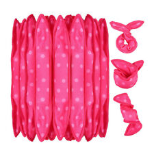 30pcs Foam Hair Curlers Rollers Sponge Pillow Hair Rollers Soft Flexible DIY