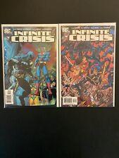 Infinite Crisis 3 w/ Variant High Grade Dc Comic Lot Set Run Cl83-22