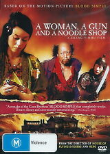A Woman, A Gun And A Noodle Shop - Action / Thriller / Drama - NEW DVD