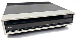 Vintage 1983 RCA SelectaVision CED Videodisc Player SJT 100 - Tested/Working