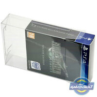 PS4 BOX PROTECTOR for Final Fantasy VII Remake Deluxe Game .5mm PET PLASTIC CASE