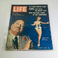 VTG Life Magazine: Oct 5 1962 - Jackie Gleason and his New TV Wife/Clare Boothe