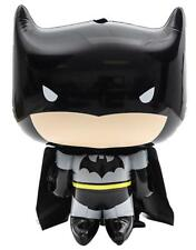 JUMBO NEW STYLE BATMAN INFLATABLE TOY  blowup inflate 24 INCHES TALL super hero