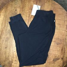 Under Armour Recovery Pajamas Sleepwear Jogger Celliant Black Mens Large