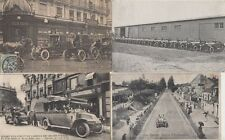 CARS AUTOMOBILES Voitures 50 CPA Mostly Pre-1940 with BETTER