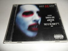 CD GOLDEN Age of Grotesque di Marilyn Manson