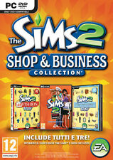 The Sims 2 Shop & Business Collection PC It Import Electronic Arts