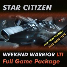 Star Citizen - Weekend Warrior LTI - Super Hornet F7C M LTI - FULL GAME - RARE