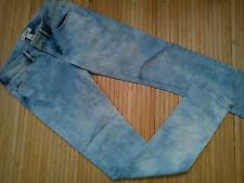 Amazing MNG Donna Jeans Pantaloni Attillati Taglia 8 L32/34 EXC. condizione (0.6)