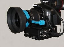 Camera Camcorder Follow Focus Ring Lever / Trudeau Silicone Rubber