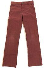 "Rvca Pants Boy's 24""x 25""'The Weekday Stretch' Chino Modern Straight Skate Jeans"