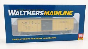 Railbox 50' ACF Exterior Post Boxcar #30113 HO - Walthers Mainline #910-1821