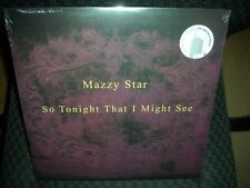 MAZZY STAR **So Tonight That I Might See **NEW RECORD LP VINYL