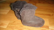 UGGS INFANT BABY SZ SMALL S  BROWN BOOTS SHOES TWINS