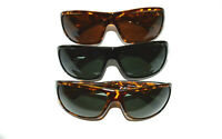 Tris occhiali Da Sole A Fascia Avvolgenti Uomo/Donna Sportivi Fashion Per Moto