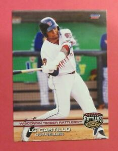 2021 Choice, Wisconsin Timber Rattlers - LG CASTILLO