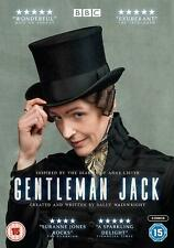 Gentleman Jack Complete Series Season 1 DVD Region 4 (AUS) New & Sealed