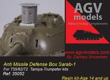 AGV Models 1/35 Anti-Missile Defense Box Sarab-1 in Syrian Civil War for Tamiya
