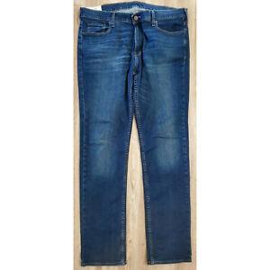 Hollister Skinny Jeans For Men In 34 Inseam For Sale Ebay