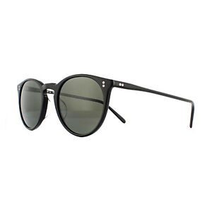 Oliver Peoples Sunglasses O'Malley 5183S 1005P1 Black G-15 Polarized