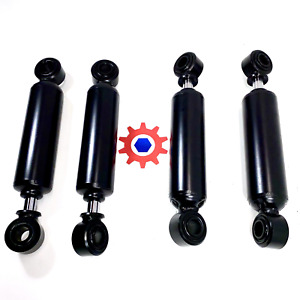 4 each- Full Set of 12K HD Shocks (2Front+2Rear) Hummer Humvee ; 12480613-1 & -2
