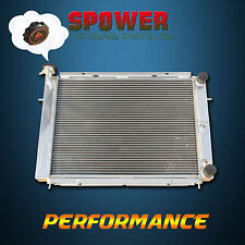 For Holden Commodore VL RB30 6Cyl 3.0 EFI Aluminum Radiator 1986 1987 1988 AT/MT