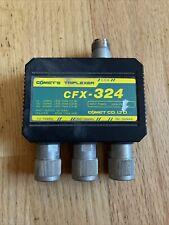 Comet CFX-324 Ham Radio Antenna Triplexer