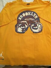 JORDAN BROOKLYN TSHIRT MENS SIZE 3XL  *RARE DESIGN*  VGC