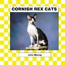 Cornish Rex (Checkerboard Animal Library: Cats)-ExLibrary
