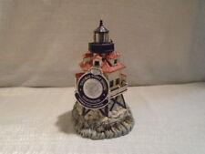 2003 Lefton Historic American Lighthouse Thomas Point Md 18046 Rotating Light