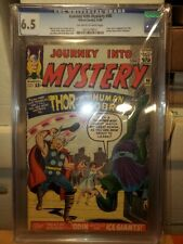 Journey Into Mystery #98 - CGC Grade 6.5 Stan Lee, Jack Kirby, and Larry Lieber!