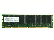 256MB SDRAM 9CHIP PC100 ECC UNBUFFERED DIMM 168PIN 18 Chip