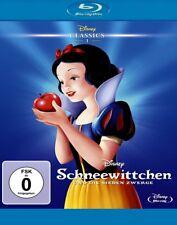 Schneewittchen und die sieben Zwerge - Disney Classics 1   Pappschuber   Blu-ray