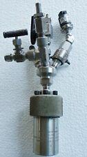 Parr Series 5000 2890hc Cylinder Flat Gasket Reactor Vessel 71 Ml T316 2890 Hc