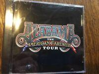 Alabama - The Farewell Tour  [CD 2003 RCA/BMG] New/Sealed