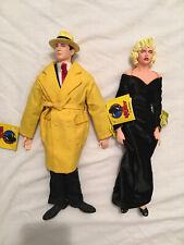 Disney Applause Dick Tracy Breathless Mahoney(Madonna) 2 Dolls