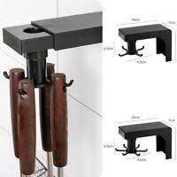 Kitchen Gadgets Accessories Bath Hook Wall Mounted 360° Rotating Coat Hanger