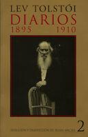 DIARIOS: 1895-1910, POR: LEON TOLSTOI